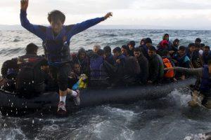 انقاذ ازيد من 4500 لاجئ من الغرق على  السواحل الايطالية