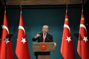 فرض حالة الطوارئ بتركيا بعد موافقة البرلمان