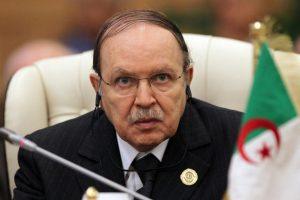 أول ظهور رسمي لبوتفليقة منذ عام بمناسبة عيد الاستقلال الجزائري