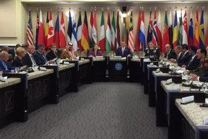 عقد إجتماع لدول التحالف بواشنطن ضد تنظيم الدولة الإسلامية