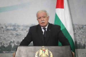 فلسطين تعتزم مقاضاة بريطانيا بسبب وعد بلفور