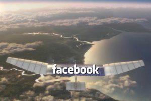 طائرات فيسبوك بدون طيار ستوفر الأنترنت المجاني للعالم قريبا
