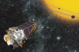 اكتشاف 104 كوكبا خارج النظام الشمسي بتلسكوب كبلر الفضائي الامريكي