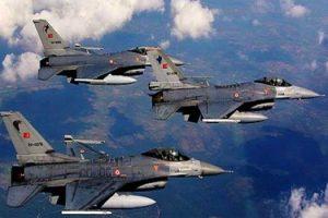 المقاتلات تركية تطارد سفينتين متوجهتين نحو السواحل اليونانية