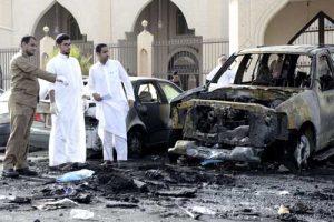 إدانة المجتمع العربي والإسلامي للتفجيرات الإرهابية في السعودية