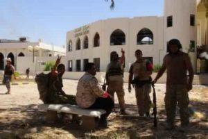 إستئناف الإشتباكات بين المجموعات الحكومية المسلحة و تنظيم داعش في مدينة سرت الليبية