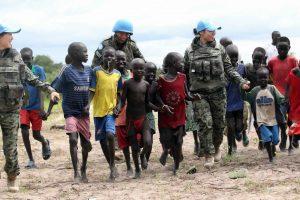 جنوب السودان ترخص لنشر قوة حماية إقليمية بعد إشتعال القتال العرقي