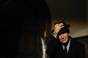 وفاة المغني الاسطوري ليوناردو كوهين عن عمر ال 82