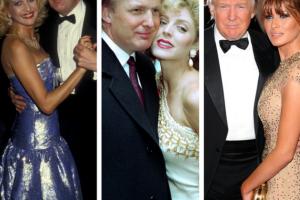 ترامب ثاني رئيس مطلق في تاريخ الولايات المتحدة الأمريكية