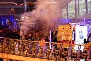 اخر اخبار تركيا اليوم : قتلى وجرحى في هجومين مزدوجين في إسطنبول بعد مباراة بشكتاش في وتصريحات أردوغان الغاضبة