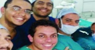 صورة سيلفي الطبيب في مصر
