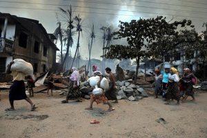 اخر اخبار العالم اليوم : ماليزيا تقوم بخطوات تصعيدية ضد ميانمار .. أخبار مسلمي بورما اليوم زيارة لعنان وبيان قوي لوزارة الخارجية الماليزية
