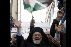 اخبار فلسطين اليوم : المطران هيلاريون كبوتشي يغادر الحياة عن 94 عاما بعد مسيرة نضالية طويلة وزاخرة وقصة معاناة متواصلة