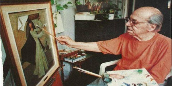 حسين بيكار : تعرف على الفنان التشكيلي المصري الذي تحتفل به جوجل اليوم .. نبذة عن أعماله وحياته وعقيدتهالتي أثارت الجدل