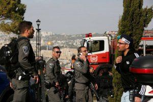 القدس الغربية: 4 قتلى و15 جريح في عملية دعس بشاحنة .. تعرف على تفاصيل الواقعة كاملة و آخر أخبار فلسطين اليوم