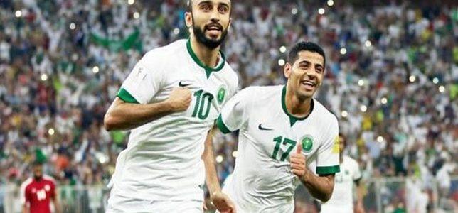 اهداف مباراة السعودية وكمبوديا اليوم والأخضر السعودي يقسو على