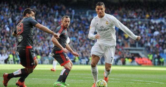 مباراة ريال مدريد وسيلتا فيغو اليوم