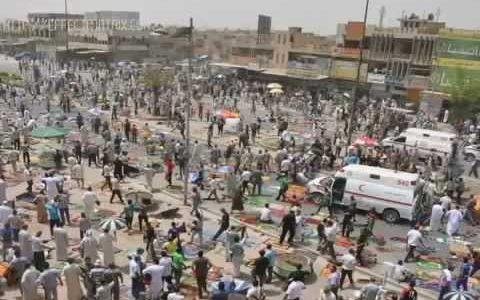 أخبار العراق اليوم : قتلى وجرحى بالعشرات بعدإنفجار سيارة ملغومة في مدينة الصدر مع التفاصيل … عاجل بغداد اليوم