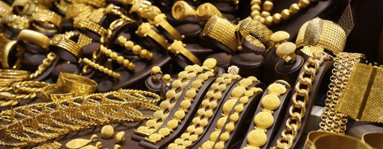 أسعار الذهب اليوم في السعودية :148.98 ريال بالنسبة لعيار 24 وأسعار كيلو الذهب تصل إلى148,979 ريال ، تعرف على أسعار المعادن كاملة
