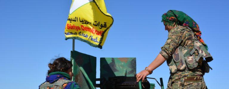 قوات سوريا الديمقراطية تنجح في السيطرة على عدة قرى بعد إشتباكات مع تنظيم الدولة الإسلامية