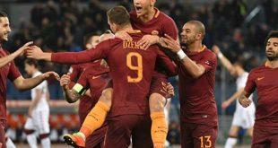 مباراة روما وفياريال
