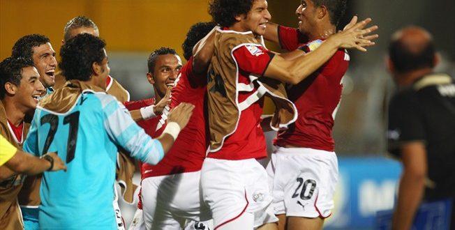 مباراة مصر ومالى
