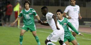 مباراة السعودية والعراق