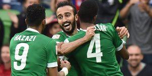 مباراة السعودية وتايلاند