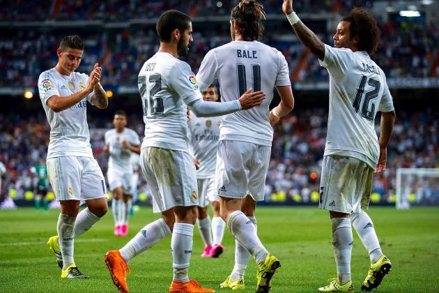 Image result for ريال مدريد وريال بيتيس