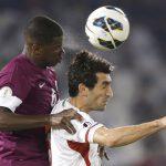 اهداف مباراة قطر وايران اليوم وملخص نتيجة اللقاء بخسارة العنابي بهدف في تصفيات كأس آسيا وسخط الجماهير