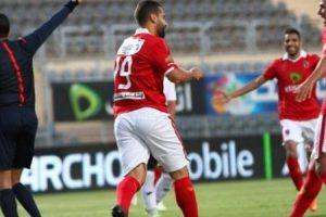 اهداف مباراة الاهلى وطنطا اليوم وملخص لقاءالقلعة الحمراء في عبور لاندبالفوز بهدف نظيف لكوليبالي