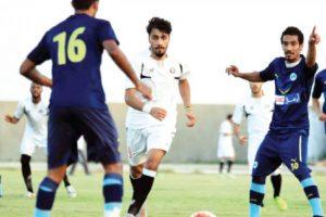نتيجة مباراة القيصومة والجيل اليوم وملخص نتيجة اللقاء بفوز أصحاب الأرض بهدف نظيف في دوري الأولى السعودي
