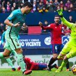 اهدافمباراة برشلونة واوساسونا اليوموملخص نتيجة اللقاء بتفوق النادي الكتالوني بسبعة أهداف كاملة في الليجا