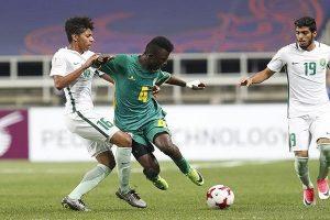 اهدافمباراة السعودية والاكوادور اليوم 25-05-2017 وملخص نتيجة مباراة الجولة الثانية من كأس العالم للشباب