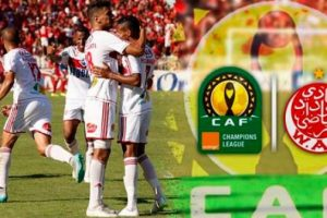اهداف مباراة الوداد وزاناكو اليوم 24-05-2017 وملخص نتيجة لقاء الجولة الثانية من دوري ابطال افريقيا