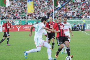 اهدافمباراة مولودية الجزائر والنادي الصفاقسي اليوم 23-05-2017 وملخص نتيجة لقاء الجولة الثانية من الكونفدرالية