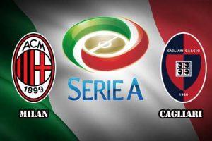 اهداف مباراة ميلان وكالياري اليوم 28-05-2017 وملخص نتيجة لقاء الجولة 38 من الدوري الإيطالي