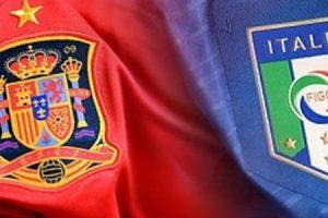 اهداف مباراة اسبانيا وايطاليا اليوم 27-06-2017 وملخص نتيجة لقاء بطولة أوروبا تحت 21 سنة على ملعب مارشال جوزيف بيلسودسكي ستاديوم