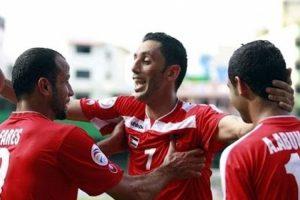 اهداف مباراة فلسطين والبحرين اليوم 06-06-2017 وملخص نتيجة اللقاء الودي