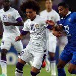 نتيجة مباراة العين والهلال اليوم 21-08-2017وملخص لقاء ربع نهائي دوري أبطال آسيا