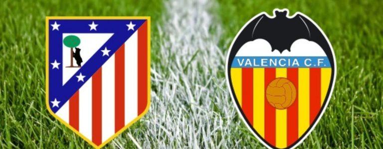 نتيجةمباراة أتلتيكو مدريد وفالنسيا اليوم 09-09-2017وملخص لقاء الدوري الاسباني