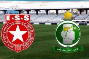 نتيجة مباراة الاهلي طرابلس والنجم الساحلي اليوم 17-09-2017 وملخص لقاء ربع نهائي دوري أبطال أفريقيا