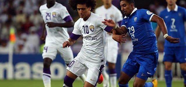 اهداف مباراة الهلال والعين اليوم 11-09-2017 وملخص نتيجة لقاء الزعيم في دوري أبطال آسيا