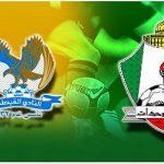 اهدافمباراة الوحدات والفيصلي اليوم 22-09-2017وملخص نتيجة الدوري الأردني المناصير