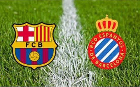 اهداف مباراة برشلونة واسبانيول اليوم 09-09-2017وملخص لقاء النادي الكتالوني في الدوري الاسباني