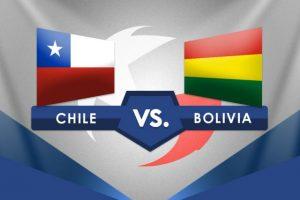 اهدافمباراة تشيلي وبوليفيا اليوم 05-09-2017وملخص نتيجة لقاء تصفيات كأس العالم