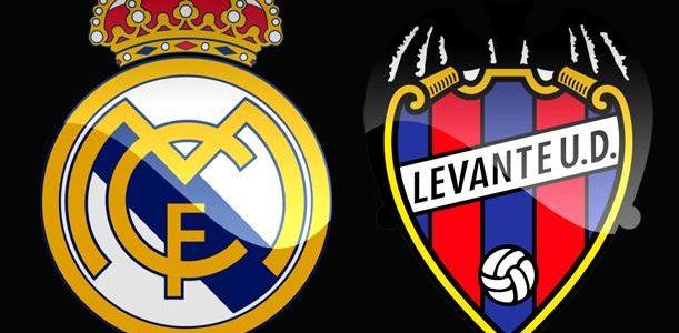 اهدافمباراة ريال مدريد وليفانتي اليوم 09-09-2017وملخص نتيجة لقاء الملكي في الدوري الأسباني
