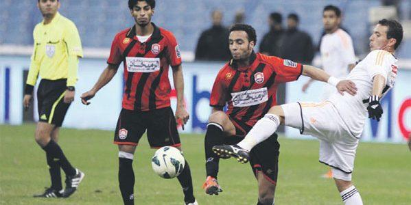 اهدافمباراة الشباب والرائد اليوم 19-10-2017 وملخص نتيجة لقاء الدوري السعودي للمحترفين