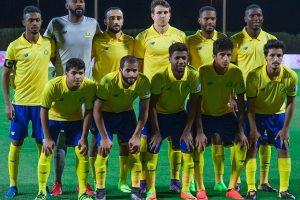 اهداف مباراة النصر وأحد اليوم 19-10-2017 وملخص نتيجة لقاء الدوري السعودي للمحترفين