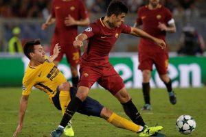 اهداف مباراة اتلتيكو مدريد وروما اليوم 22-11-2017 وملخص نتيجة لقاء دوري ابطال اوروبا